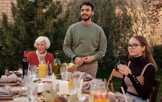 Een gezellig tuinfeest met de hele familie